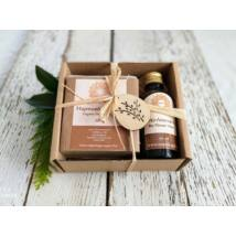 Napvirág csomag hajápoló 2 termékkel