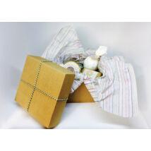 Napvirág ajándék válogatás 4 termékkel fedeles dobozban