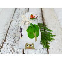 Erdei állatok ajándék válogatás gyerekeknek 2 termékkel