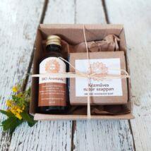 Napvirág Tini arctisztító, bőrnyugtató csomag, gyulladt, aknés bőrre 2 termékkel
