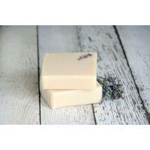 Napvirág doboz - választott termék: Natúr szappan - Levendula, Bio levendula illóolajjal 120g