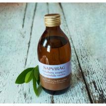 Natúr szappan - Folyékony UT, Bio olíva-; levendula olajjal és organikus vanília illóolajjal 300g