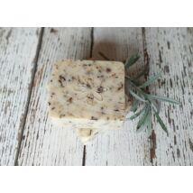 Natúr szappan - Levendula, levendula illóolajjal 120g