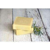 Napvirág doboz - választott termék: Natúr szappan - Olíva, kamillával és körömvirággal 120g