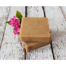 Natúr szappan - Shea vajjal és vanilia és ylang-ylang illóolajjal 120g