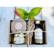 Napvirág ajándék válogatás üde tekintet 3 termékkel