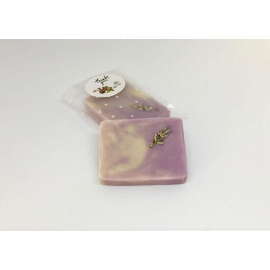 Natúr szappan - Nyugtató Levendula 50g