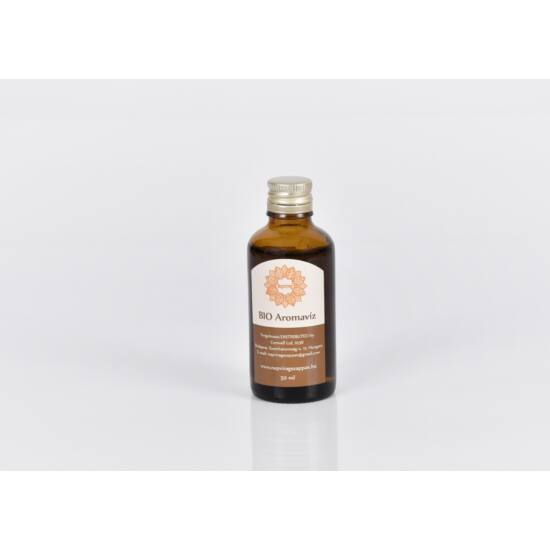Test-, és arcpermet BIO aromavíz Citromfű (Melissa) 50ml