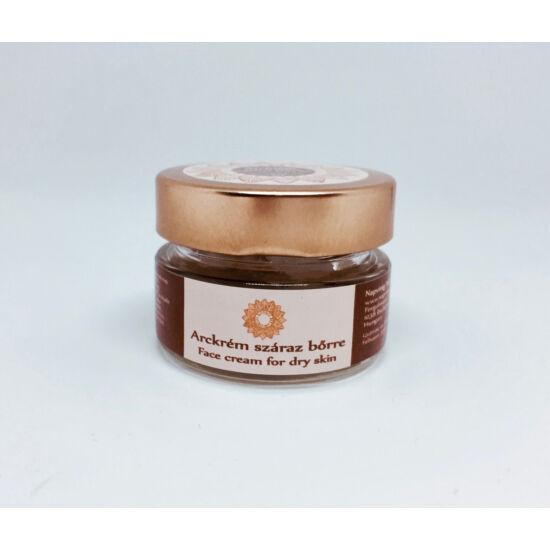 Arckrém száraz bőrre sárgabarack olajjal, E és B vitaminokkal 25g
