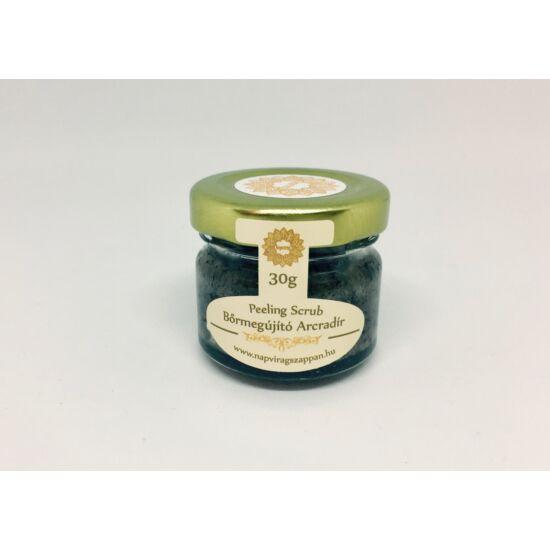 Arcradír Hévízi iszappal, parajdi sóval, organikus szőlőmag-, mandula- és olíva olajjal 30g