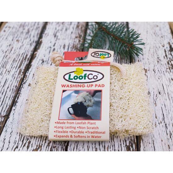 Szivacs prémium Luffa mosogatáshoz LoofCo 13cm