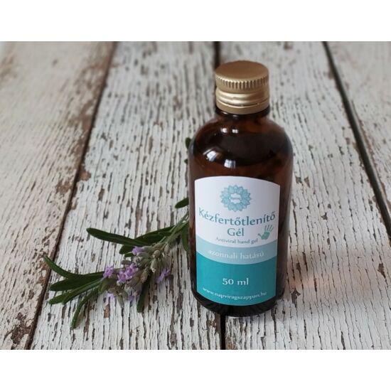 Kézfertőtlenítő spray UT teafa és levendula illóolajjal (alkoholos) 50 ml