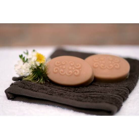 Natúr szappan - Intim szappan, természetes tejsavóval és sárgabarackmag olajjal 50g