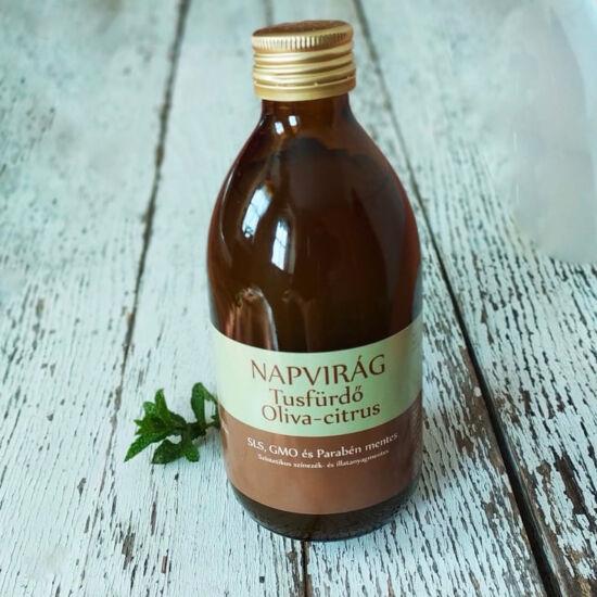 Tusfürdő natúr UT, Bio olíva olajjal, Olíva- citrus illattal 300g