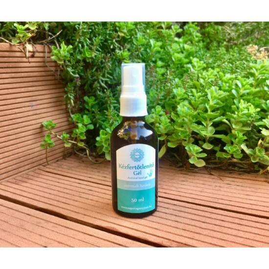 Kézfertőtlenítő spray teafa és levendula illóolajjal (alkoholos) 50 ml